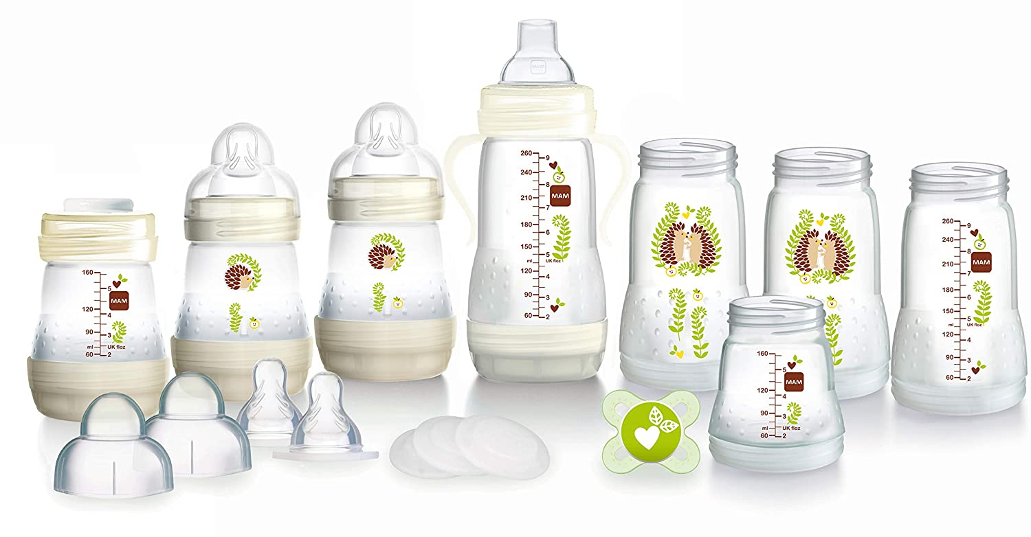MAM Easy Start Bottle Set - White MAM (UK) Limited GP0014