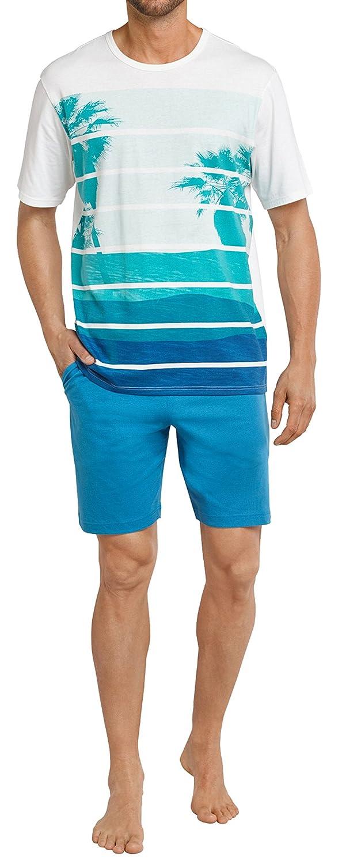 Seidensticker Herren Kurzer Schlafanzug Pyjama Kurz - - - 161620 B07DWCSWV8 Schlafanzüge Hervorragender Stil 765543