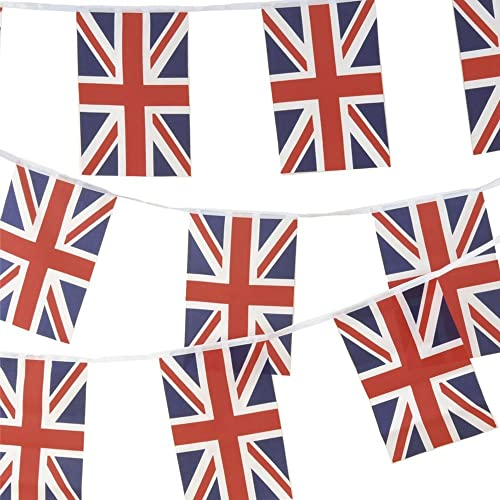 TRIXES Union Jack Flag Large Great Britain Flag 5ft x 3ft ...