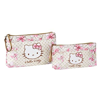 Hello Kitty 41815 – Double Pochette maquillaje