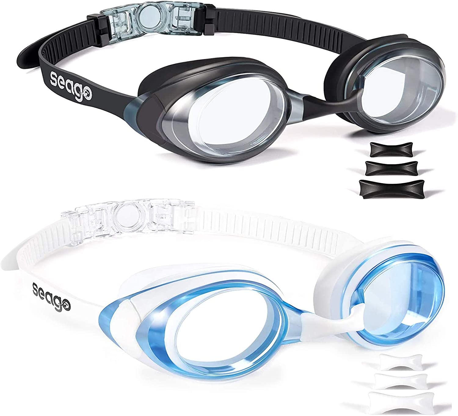 Details about  /Professional Swimming Goggles Water Glasses Adults Waterproof Swim UV Anti Fog