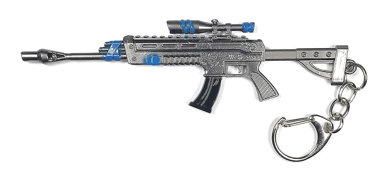 Deltahalo Fortnite Keychain Fortnite Weapon Keyring