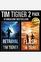 Tim Tigner 2 Pack: Standalone Thrillers Kindle Edition
