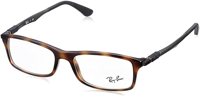 841246e167 ... low cost ray ban rx7017 5200 56 mens glasses 0c012 0147b