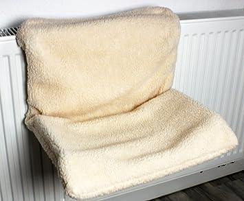 gyd gato Camilla para radiador calentador de cama mascota gato Beige: Amazon.es: Productos para mascotas