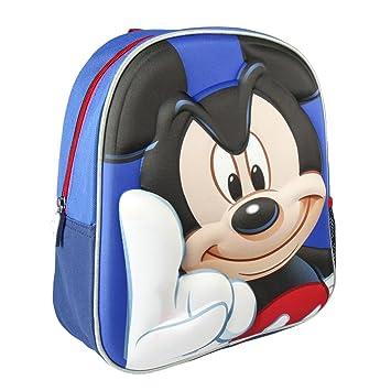 Mickey Mouse CD-21-2088 2018 Mochila Infantil, 40 cm: Amazon.es: Equipaje