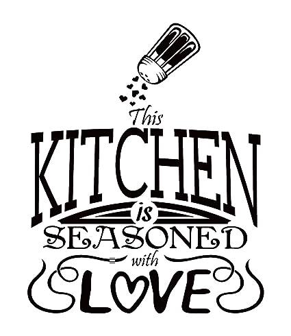 Amazon Com Kitchen Decals For Wall Home Kitchen Design Ideas
