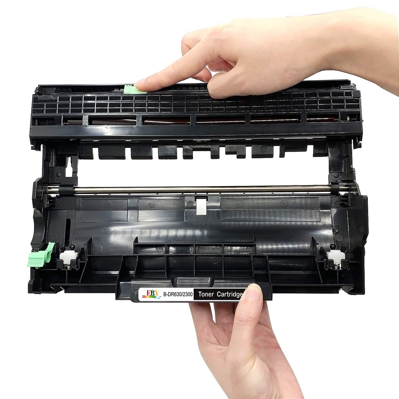 EBY Trommeleinheit Kompatibel zu DR-2200 DR2200 DR 2200 f/ür DCP-7055 DCP-7065DN Fax 2840 HL-2130 HL-2240D HL-2270DW MFC-7360N MFC-7460DN DCP7060D MFC-7860DW DCP7070