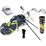 Paragon Rising Star Kids Golf Clubs Set / Ages 8-10 Green