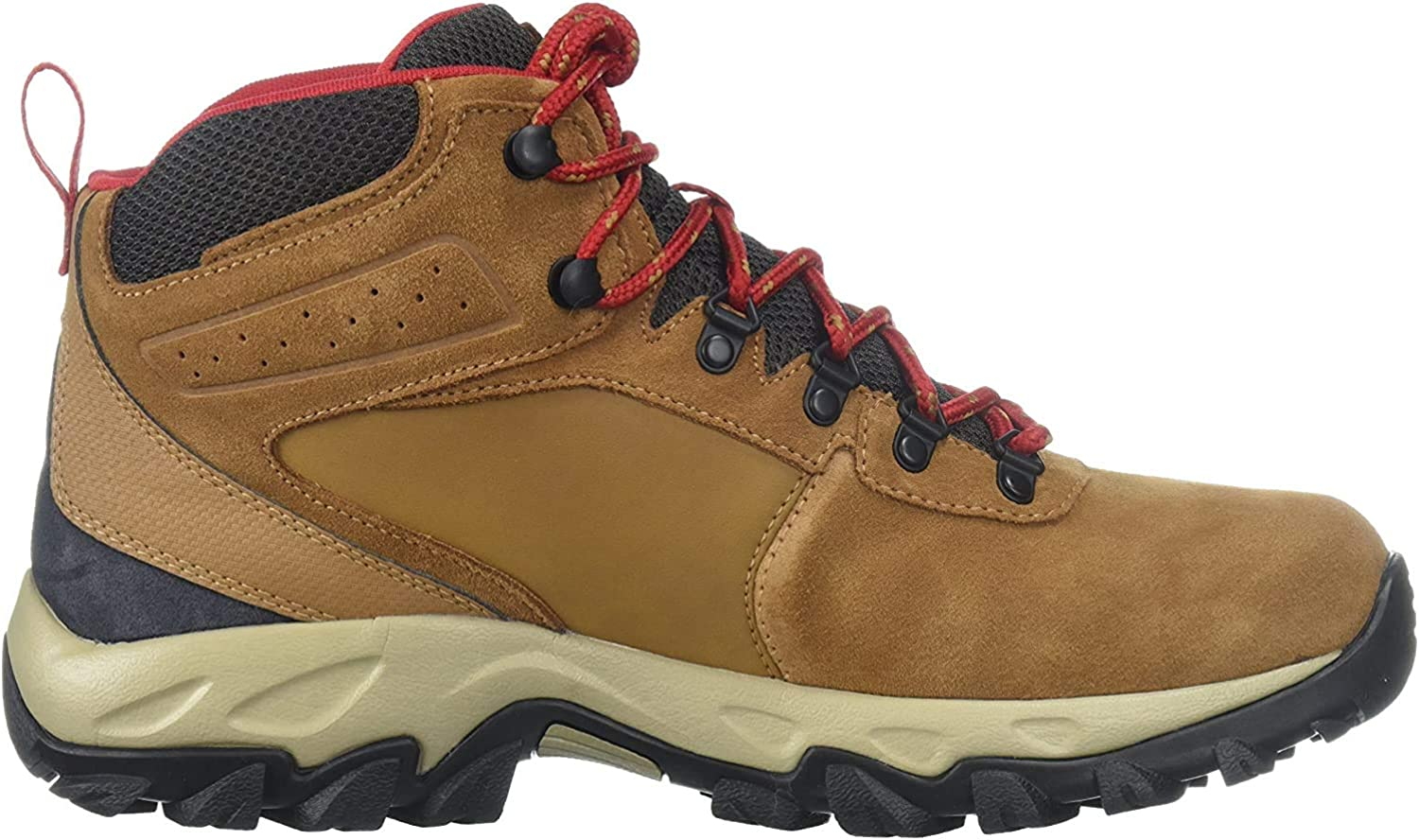 Columbia Men s Newton Ridge Plus Ii Suede Waterproof Hiking Boot Shoe