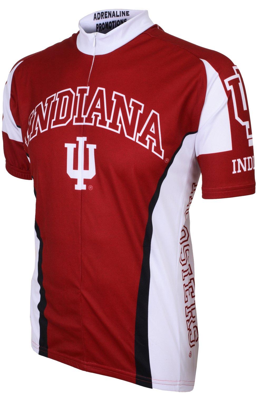 Adrenaline Promotions NCAA Indiana Freiwurf (Film) Trikot