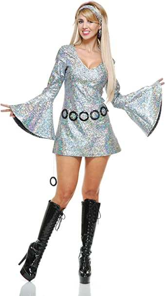 Amazon.com: Sparkle Diva adulto disfraz: Clothing
