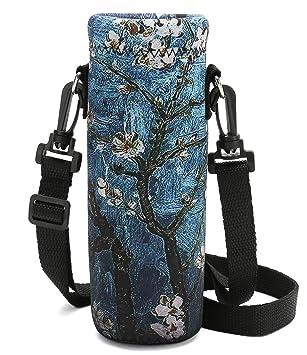 Amazon.com: RICHEN - Bolsa de neopreno para botella de agua ...