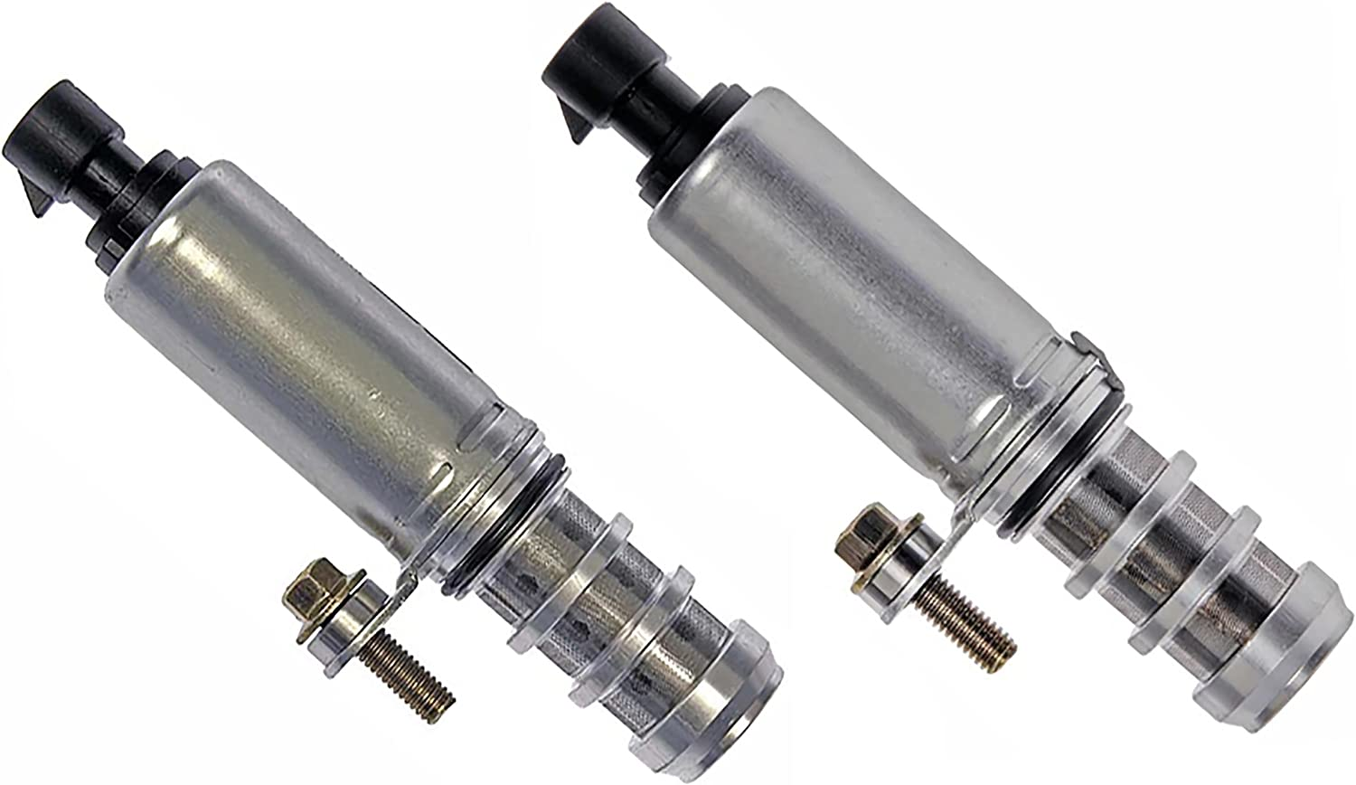 Variable Valve Timing Solenoid >> Apdty 028326 028327 Vvt Variable Valve Timing Solenoid Left Right Fits 2 0 2 2l 2 4l Ecotec Engine Intake Exhaust Replaces 12655420 12655421
