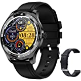 Smart Watch for Android iOS Phones, Fitness Tracker Smartwatch Compatible iPhone Android Samsung, Waterproof Smartwatch…