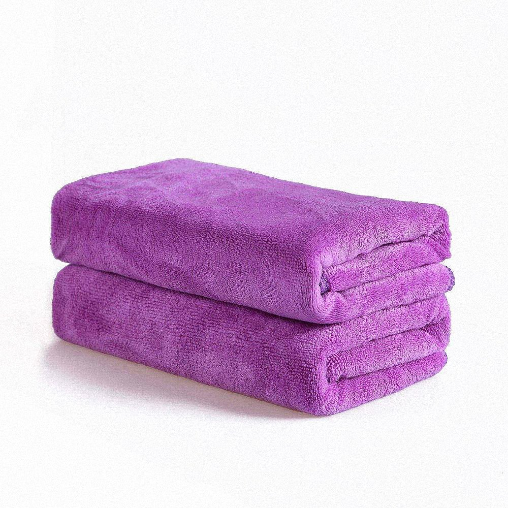 Amazon.com: Lictory 1pcs 35x75cm Miicrofiber Fabric Soft Hair Towel Hand Bathroom Car Cleaning Towels badlaken toalla Toallas Mano Gift: Home & Kitchen