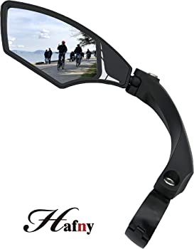 Hafny New Handlebar Road Bike Mirrors