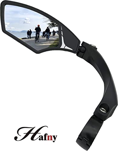 Hafny New Handlebar Bike Mirror
