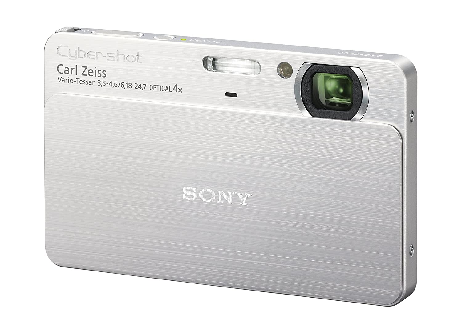 Amazon.com : Sony Cybershot DSC-T700 10MP Digital Camera with 4x Optical  Zoom with Super Steady Shot Image Stabilization (Silver) : Point And Shoot  Digital ...