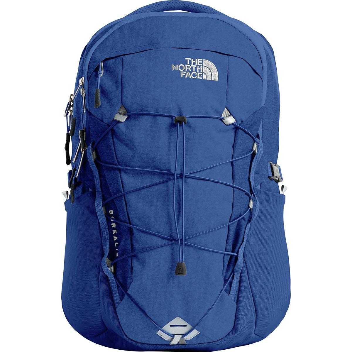 (ザノースフェイス) The North Face Borealis 28L Backpackメンズ バックパック リュック Flag Blue Dark Heather/Tnf White [並行輸入品]   B07F9MBC52
