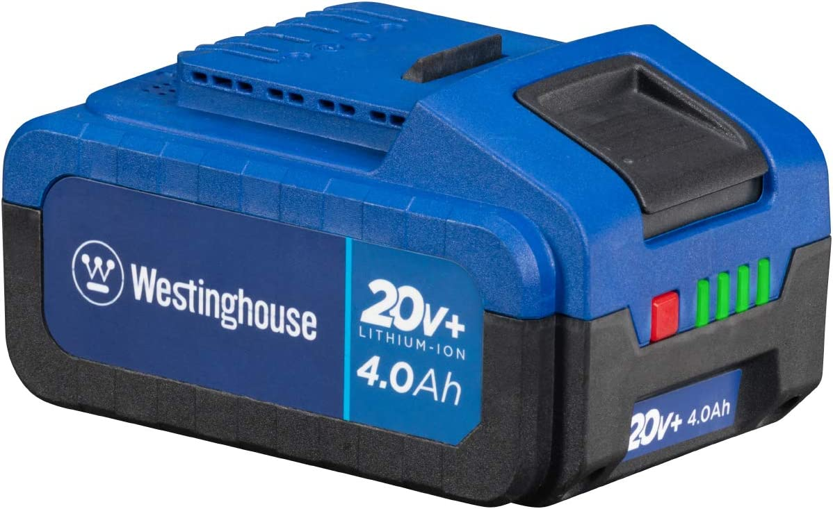 Westinghouse 4.0 Ah Lithium-ion Battery for 20V+ Cordless Tools