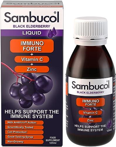 Sambucol 120ml Immuno Forte Liquid