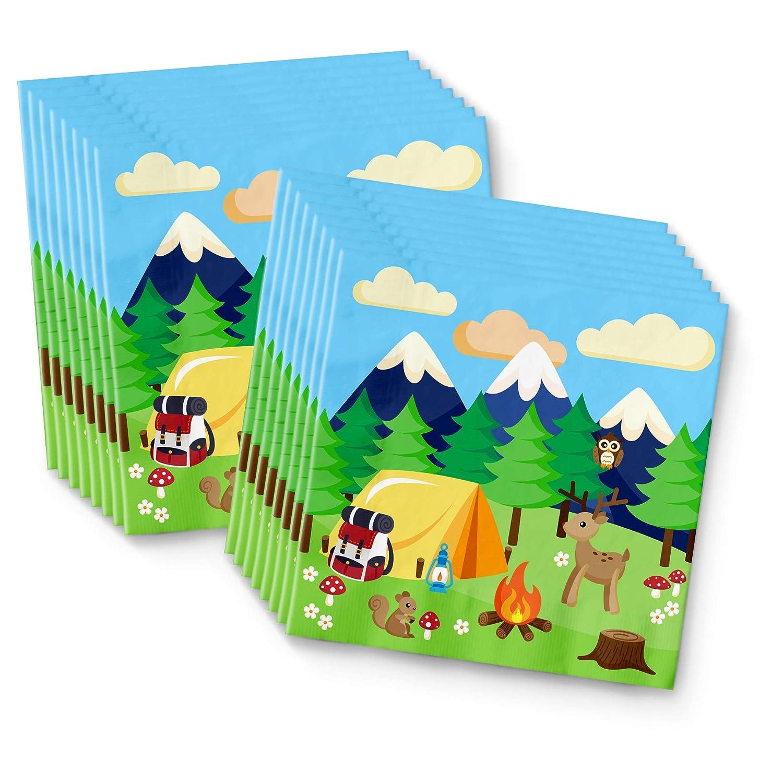 Amazon.com: Birthday Galore Kit de cotillón para ...