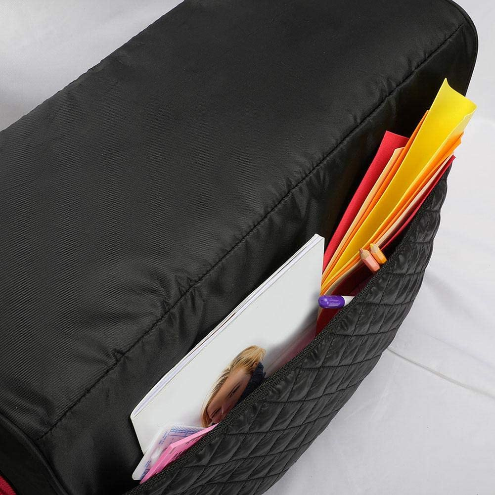 Sewing Machine Dust Protective Cover Large Storage Bag with Pockets Suitable for Travel
