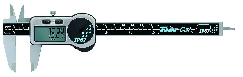 TESA 00530319 IP67, 150 mm Calibre digital doble