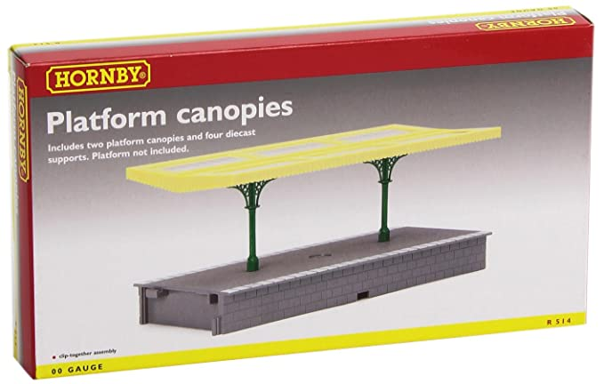 Hornby R514 00 Gauge Island Pier Canopy