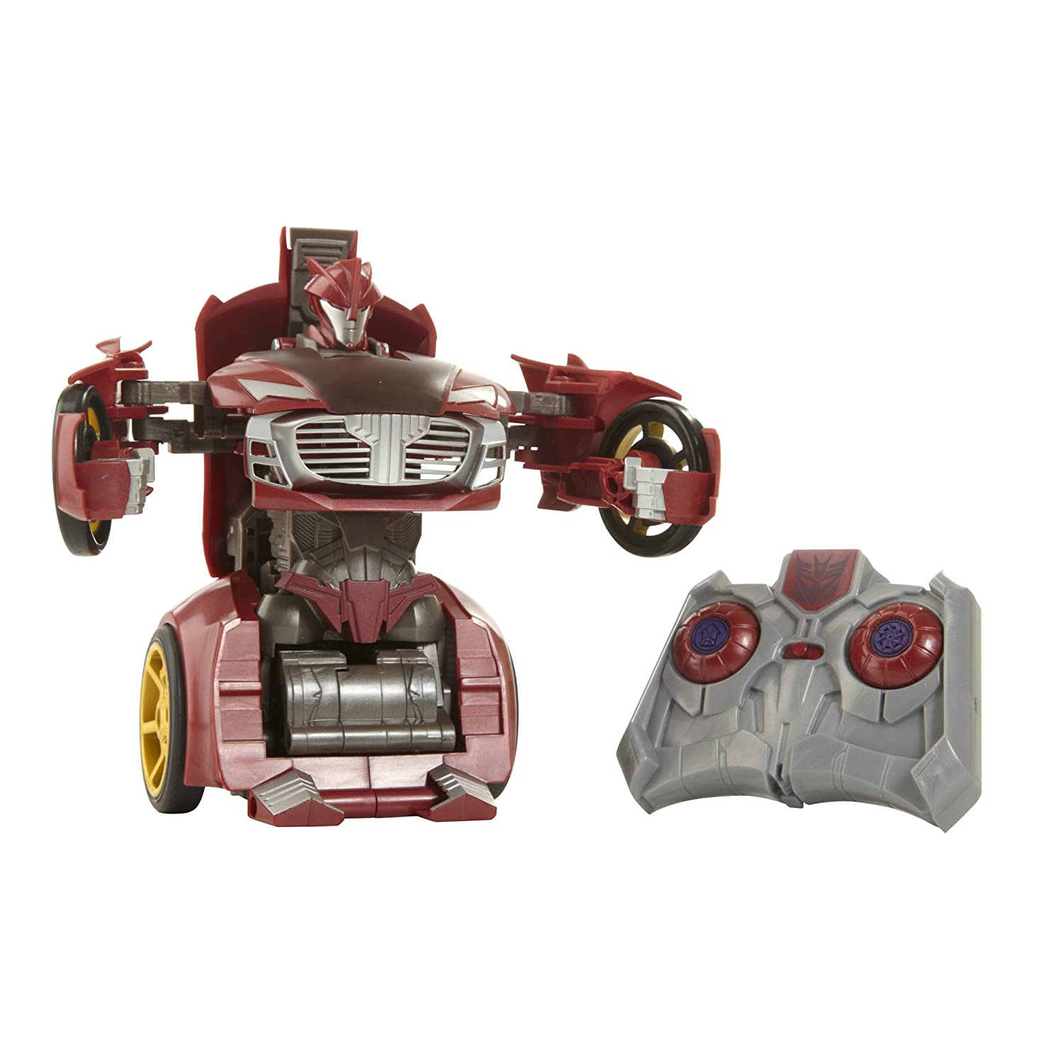 Transformers Prime Remote-Controlled Knock Out Vehicle Hasbro 37669