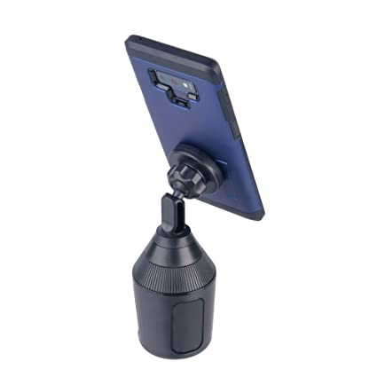 Amazon.com: Coche Teléfono titular soporte magnético, taza ...