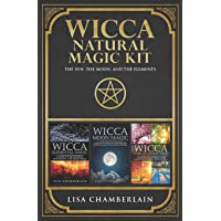 Image for Wicca Natural Magic Kit: The Sun, The Moon, and The Elements: Elemental Magic, Moon Magic, and Wheel of the Year Magic