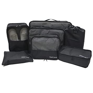 Amazon.com: Cubos de embalaje para viajes, organizador de ...