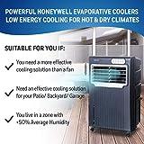 Honeywell Powerful Outdoor Evaporative Air Cooler