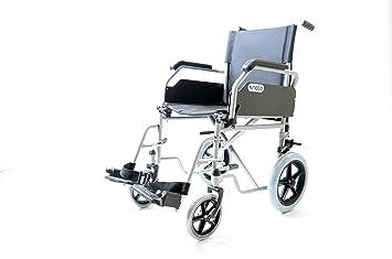 Silla de ruedas Anota 200 - Rueda Pequeña Interiores: Amazon.es: Salud y cuidado personal
