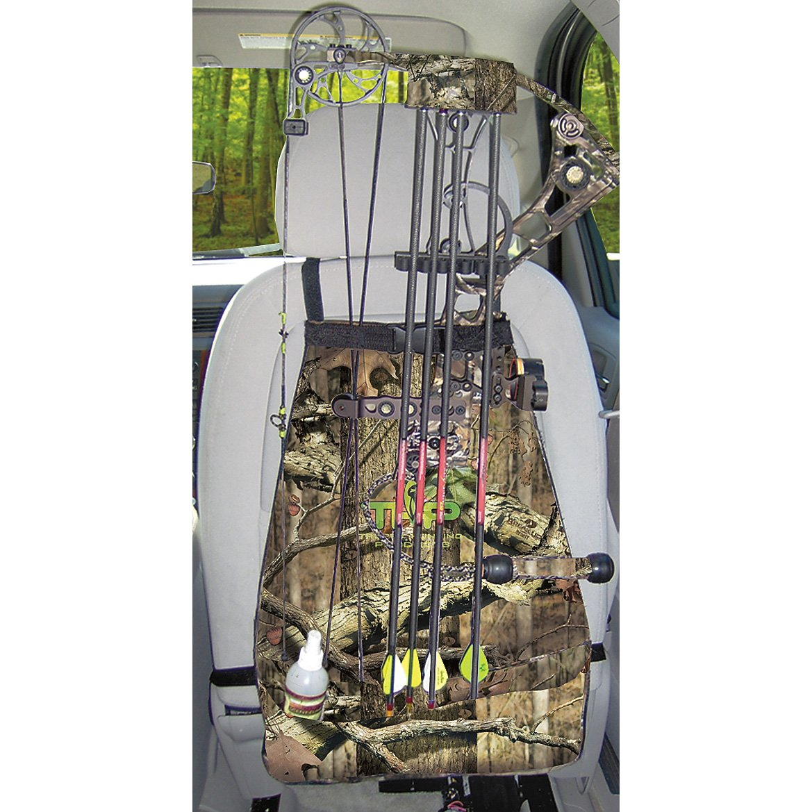 Gun room amp trophy room done hunting - Amazon Com Trophy Hunting Products Tbbs3988b Thp Backseat Bow Sling Camo Sports Outdoors