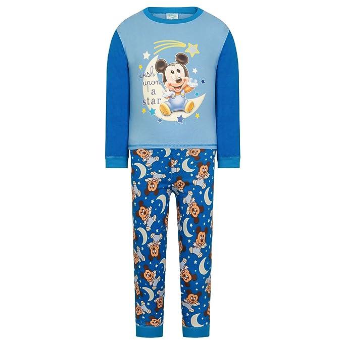 Disney - Mickey Mouse - Pijama para niña - Producto Oficial: Amazon.es: Ropa y accesorios