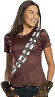 Rubie's Adult Star Wars Chewbacca Rhinestone Costume T-Shirt