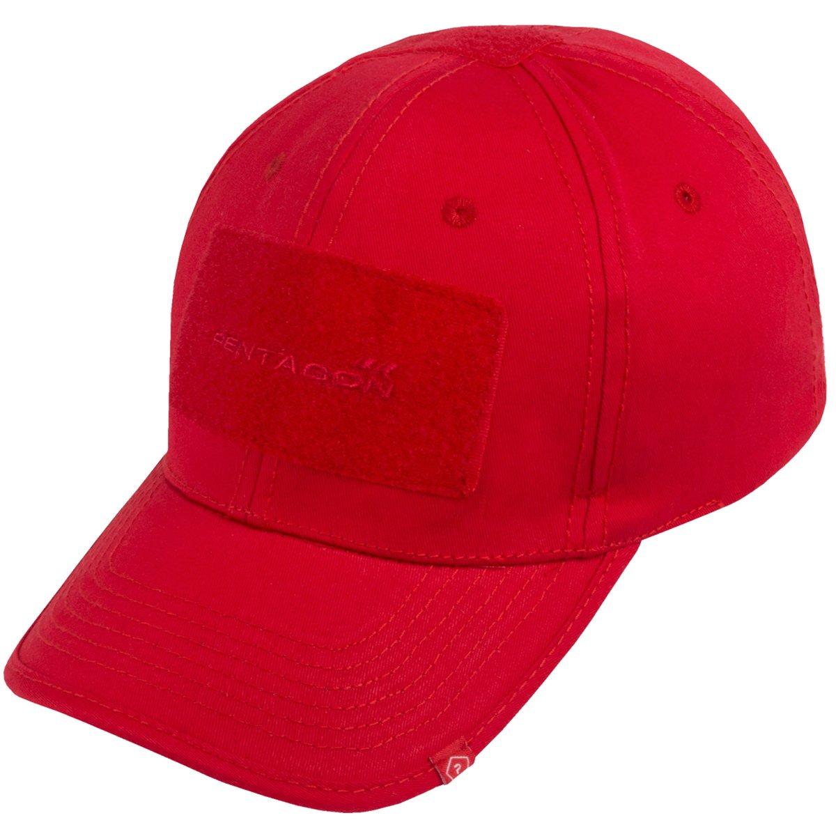 Pentagon Tactical 2.0 BB Cap Twill Red at Amazon Men s Clothing store  107c16f1c9ad