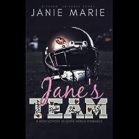 Jane's Team: A High School Reverse Harem Romance (English Edition)