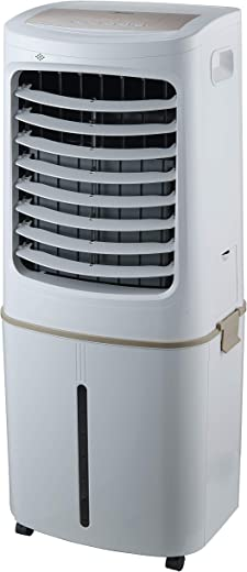 مبرد هواء مع جهاز تحكم عن بعد، ابيض، خزان مياه 50 لتر، AC200-17JR