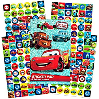 Disney pixar cars reward stickers 276 stickers