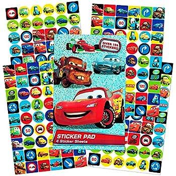 Disney pixar cars reward stickers 276 stickers