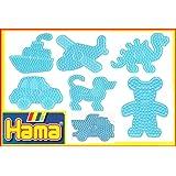 Hama 8803 3000 Maxiperlen Und 3 Stiftplatten Eimer Mit Ca