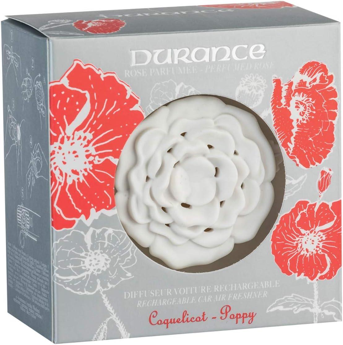Fleur de Coton Parfum Voiture Rechargeable