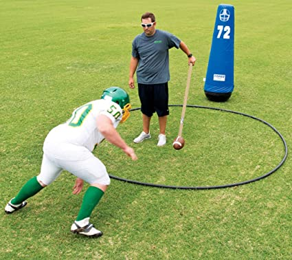 Amazon.com: Fisher Fútbol, sobre un Entrenador Stick: Sports ...