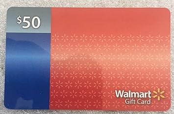 walmart giftcard 50