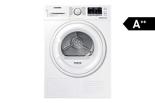 Samsung DV80M50101W Independiente Carga frontal Blanco 8 kg A++ ...