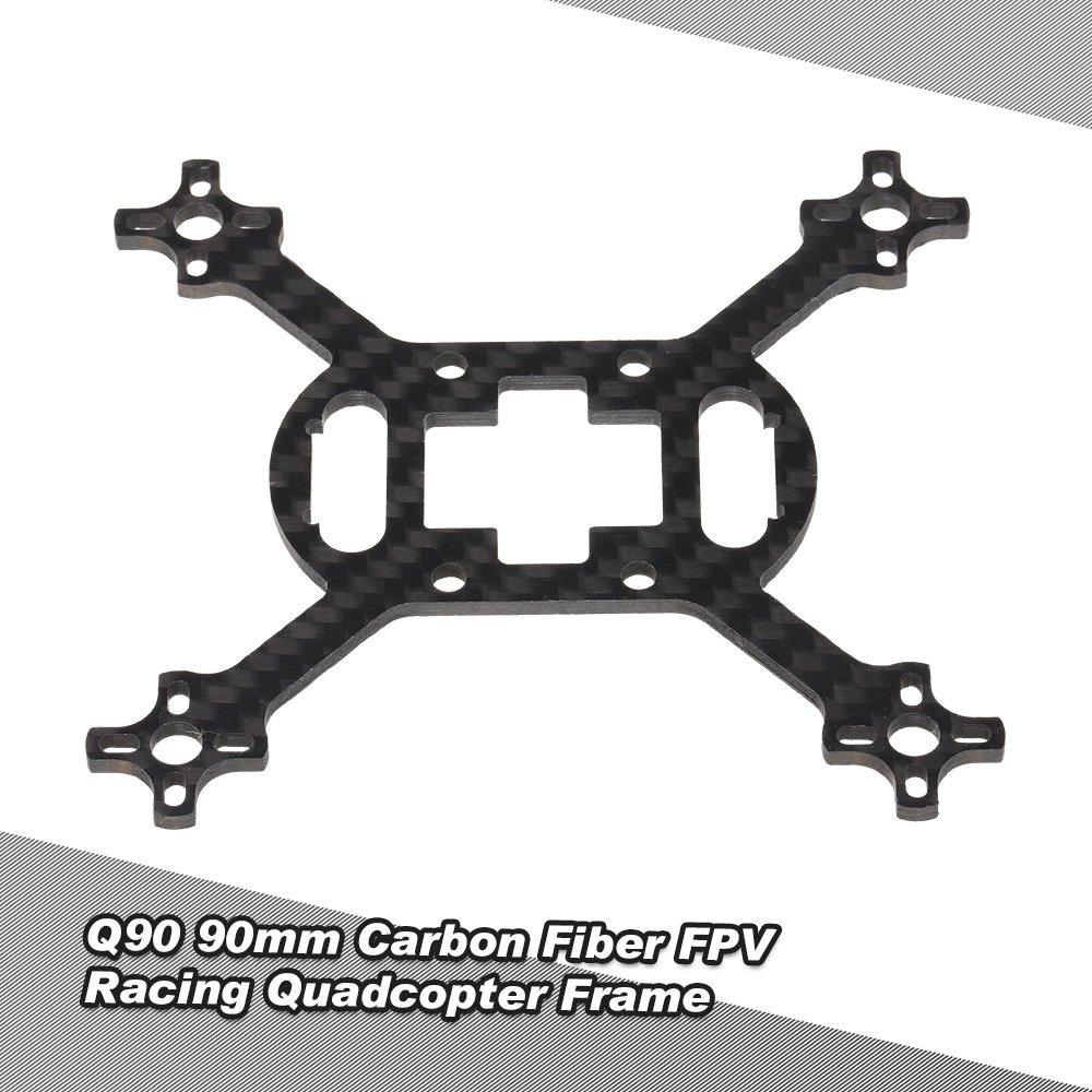 Q90 90mm Carbon Fiber Mini Micro Tiny FPV Racing Quadcopter Rahmen ...